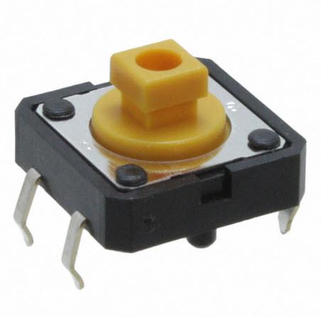 Push Button B3F-4055 12x12x7.3mm สวิตช์ กดติด-ปล่อยดับ