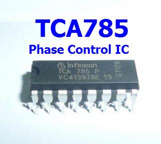 TCA785 TCA785P Phase Control IC DIP16