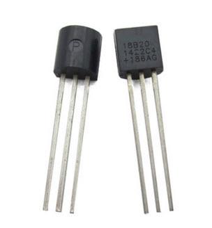 DS18B20 (TO-92) temperature sensor