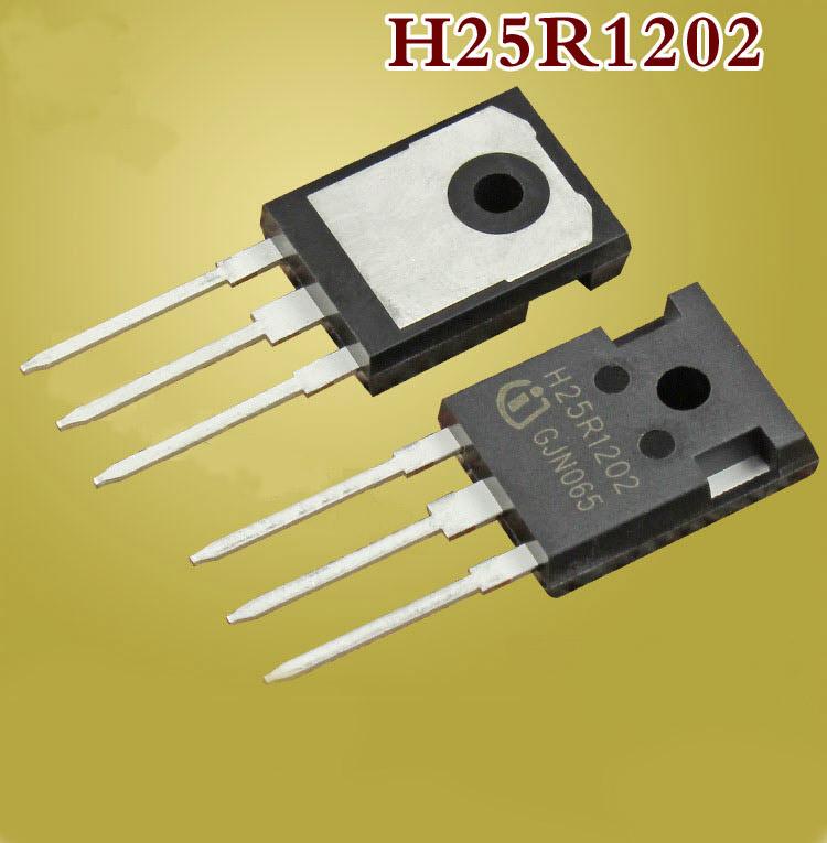 IGBT H25R1202 IHW25N120R2 1200V 25A (TO-247)