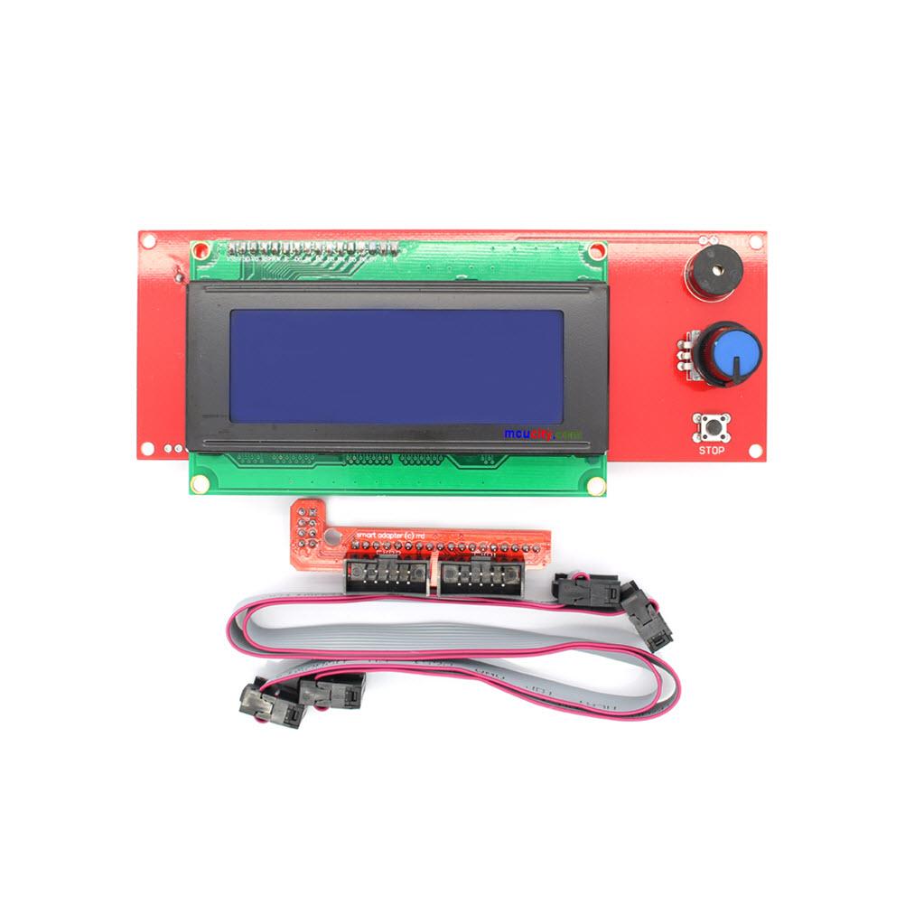LCD Display 3D Printer Reprap Smart Controller Reprap Ramps 1.4