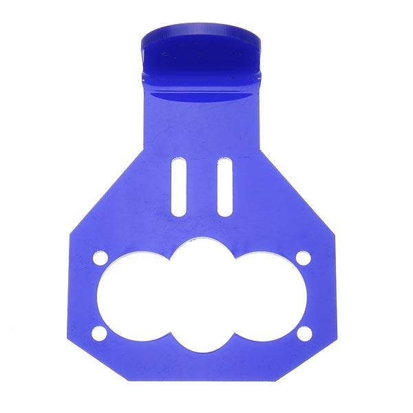 Cartoon Ultrasonic Sensor Mounting Bracket For HC-SR04 Smart Car