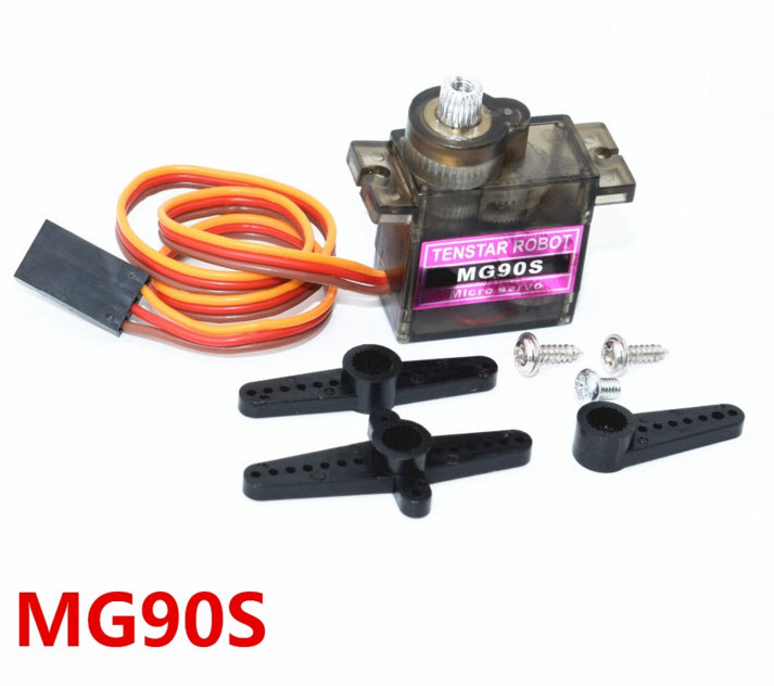 MG90S Mini Micro Servo for RC
