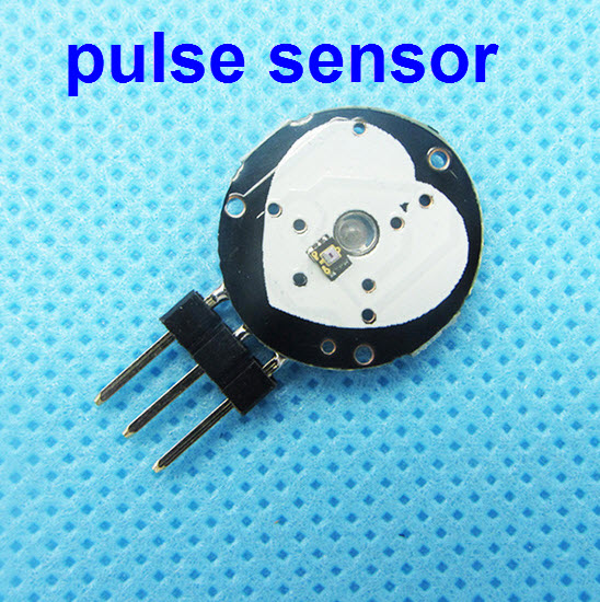 Heart Rate Pulse Sensor Pulsesensor Sensor for Arduino Raspberry PI