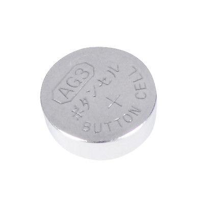 ถ่านกระดุม AG3 ,LR41 192 V3GA LR41 (1.5V) Alkaline Button Cell