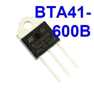 BTA41-600BRG BTA24-600 (TOP3) Triac 40A/600V, Logic Level and Standard Triac