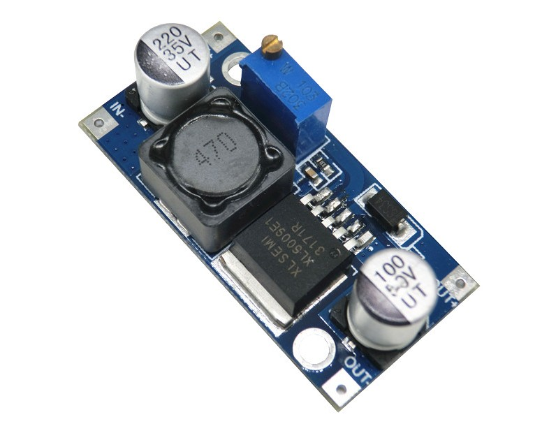 XL6009 DC-to-DC Step up Converter Module