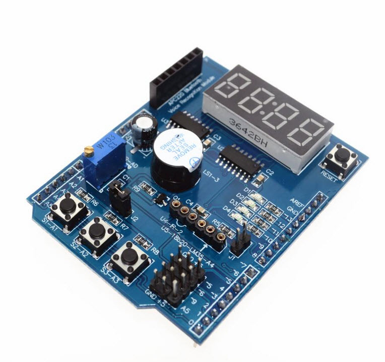 Arduino Multi-function Expansion Board