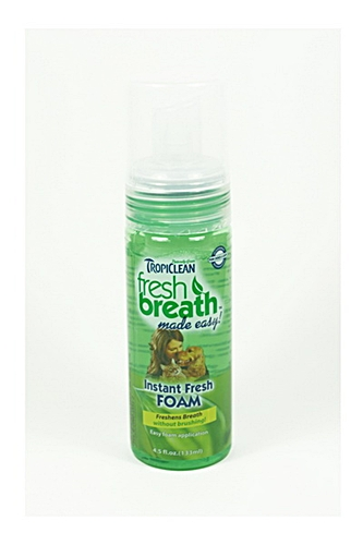 Fresh Breath Mint Foam