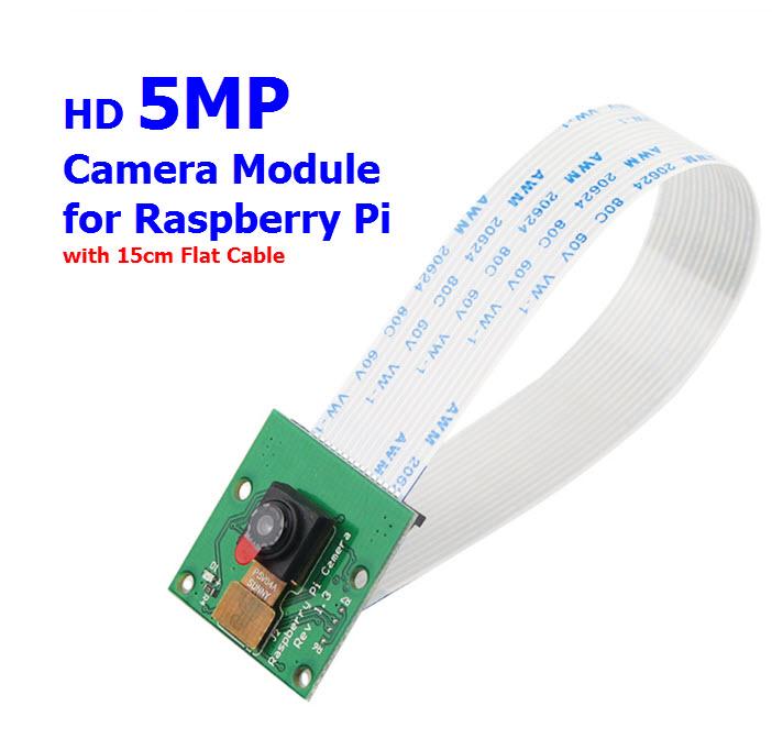 Camera Module Board 5MP For Raspberry Pi