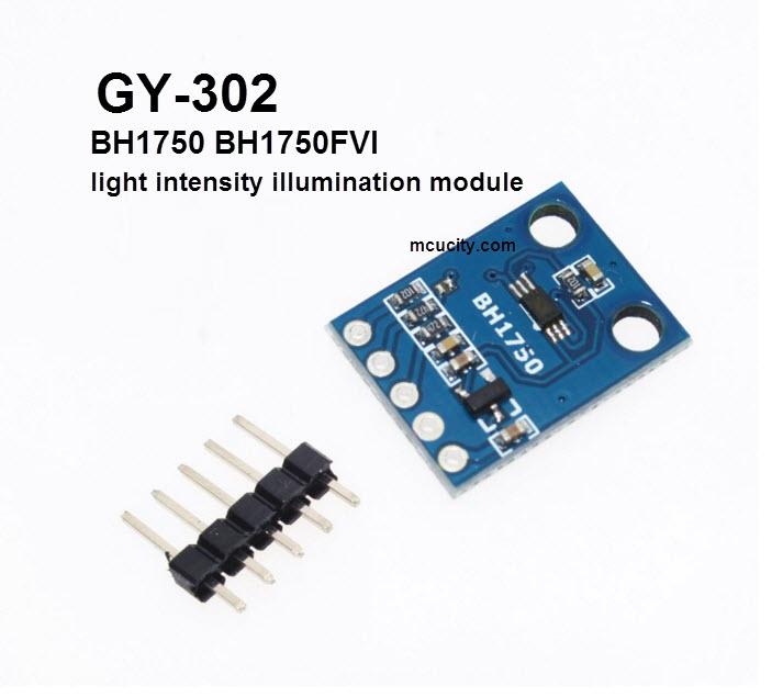 GY-302 BH1750 BH1750FVI Digital Light intensity Sensor Module for Arduino