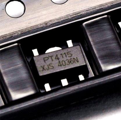 PT4115 (SOT-89-5)LED Constant Current Drive