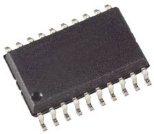 SN74HC244DWR (SOIC20) Octal Buffers And Line Drivers With 3-State Outputs