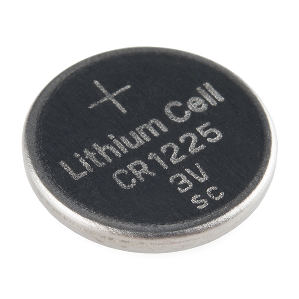 CR1225 3V Lithium Button Coin Battery for watches, toys,calculator etc.