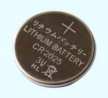 CR2025 3V Lithium Button Coin Battery for watches, toys,calculator etc สำเนา