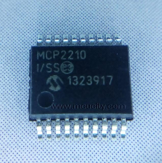 MCP2210-I/SS (TSSOP20) USB Interface IC USB to SPI Protocol Converter