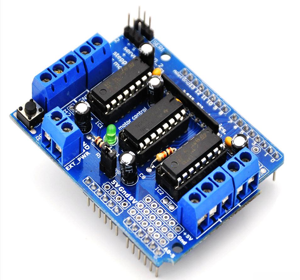 L293D Motor Control Shield for Arduino MEGA2560 UNO R3