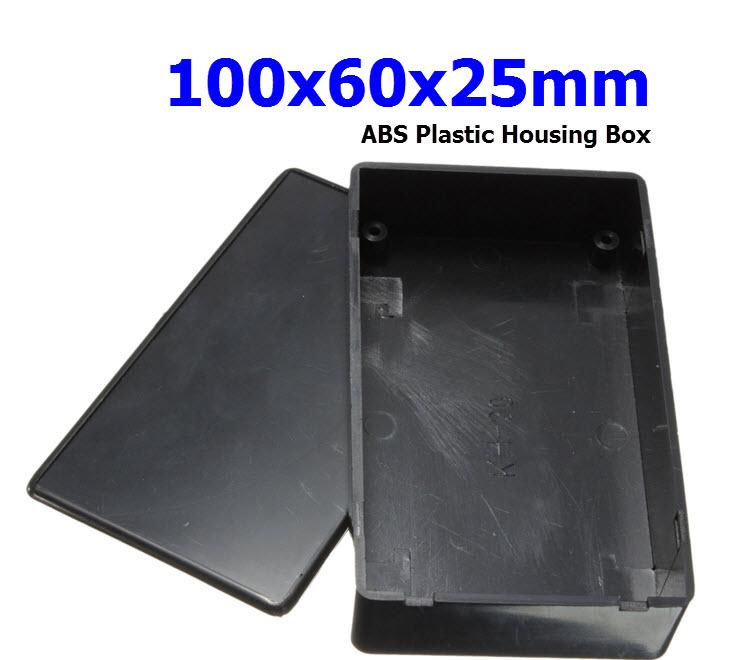 100x60x25mm DIY ABS Plastic Housing Box Case
