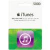 iTunes Gift Card 5000 yen