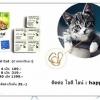 Drontal Cat ยาถ่ายพยาธิแมว (8 เม็ด 319.-)