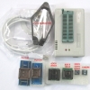 MiniPro TL866CS Prgrammer USB Universal Programmer + 6 Adapters + PLCC EXTRACTOR