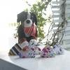 ผ้าพันคอสุนัขและแมว SS (ส่งฟรี)