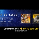 PlayStation Store US - Best of E3 Sale ลดสุงสุด 60%