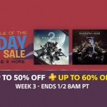 PS Store US - Holiday Sale week 3 ลดสูงสุด 60%