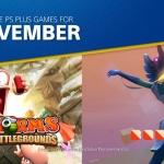 PS Plus US - เกมฟรี เดือน พฤศจิกายน 2017