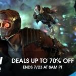 PS Store US - Flash Sale! ลดสูงสุด 70%