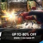 PSN Store US - Flash Sale ลดสูงสุด 80%