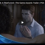 Trailer- UNCHARTED 4: A Thief's End