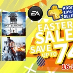 Easter Triple Game Sales