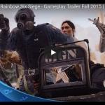 Trailer - Tom Clancy's Rainbow Six Siege