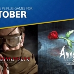 PSN Plus US - เกมฟรี เดือน ตุลาคม 2017