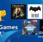 PS Plus Thai - เกมฟรี เดือน มกราคม 2561