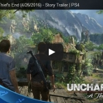 Story Trailer - UNCHARTED 4: A Thief's End