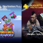 PSN Plus US - Free Games for August 2016
