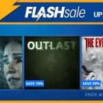 PlayStation Store US - Flash Sale ลดสูงสุด 70%