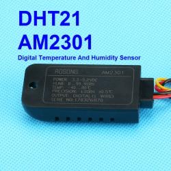 DHT21/AM2301 Capacitive Digital Temperature and Humidity Sensor
