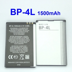 BP-4L Mobile Phone Battery For Nokia 1500mAh