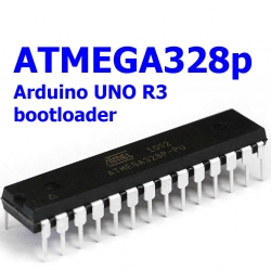 Bootloader UNO R3 ATMEGA328P (DIP28)