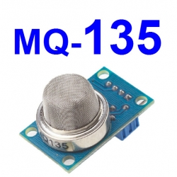 MQ-135 Air quality and hazardous gas detection sensor