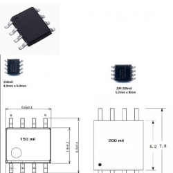 AT25DF041A (SOIC-8 150mil) 4M-BIT SERIAL FLASH MEMORY