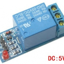 1 Channel 5V Relay Module ( Low Level Trigger) Shield For PIC AVR DSP ARM MCU Arduino