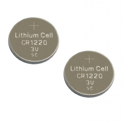 CR1220 3V lithium button cell