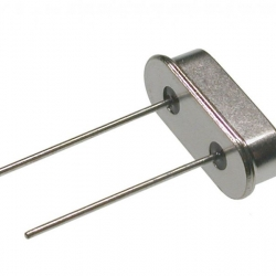 Crystal 12MHz, 16pF, ±30ppm, HC-49S Low Profile Holder Type, Height 3.5mm