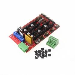 3D Printer Controller RAMPS 1.4 Shield Board For Arduino Reprap Prusa