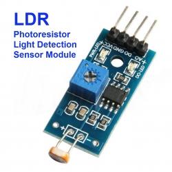 LDR Photoresistor Sensor Module โมดูลวัดแสง