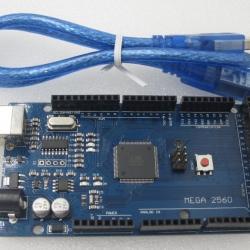 Mega 2560 R3 Mega2560 REV3 ATmega2560 + USB Cable compatible for arduino (พร้อมสาย USB )